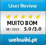 Avaliações referentes a imoxs.com.br