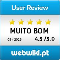 Avaliações referentes a itapiunainforma.com.br